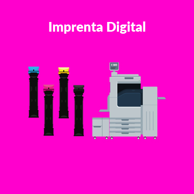 Imprenta Digital en Madrid